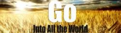"""2015-8-23 """"God's Nature - A Missional God"""""""