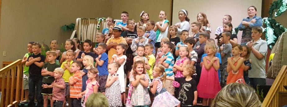 VBS 2018 Closing Program