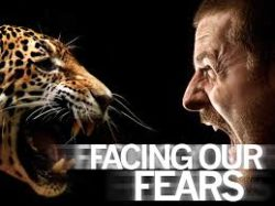 """2019-02-17,  """"Facing Our Fear and Anxiety"""""""